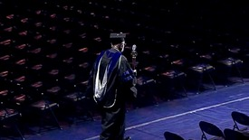 Thumbnail for entry Fall 2010 10am Kent State University Commencement, December 18, 2010