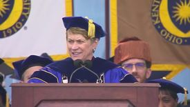 Thumbnail for entry Kent State University May 2018 Commencement Keynote, May 12, 2018
