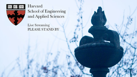 Harvard SEAS Live Streaming