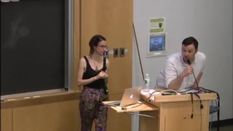 Thumbnail for entry CS Colloquium Cynthia Rudin 2014-9-4