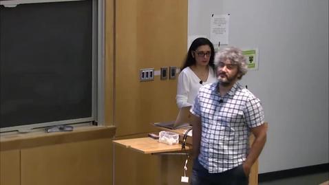 Thumbnail for entry CS Colloquium Juliana Freire 2019-09-26