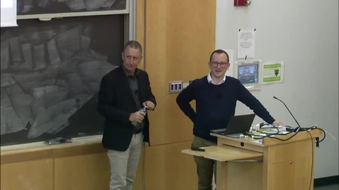 Thumbnail for entry CS Colloquium Yoav Shoham 2018-10-25