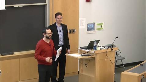 CS Colloquium Jacob Steinhardt 2018-02-13