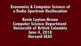Thumbnail for entry CS Colloquium Kevin Leyton-Brown 2018-06-04
