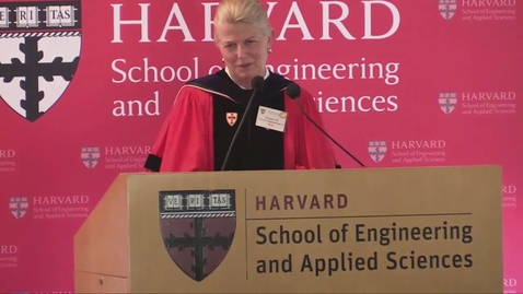 Thumbnail for entry 2015 SEAS Hooding Ceremony
