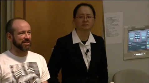 Thumbnail for entry CS Colloquium Minlan Yu 2017-03-02