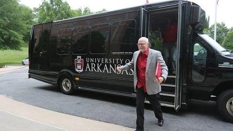 Thumbnail for entry Short Takes: Arkansas Traveler