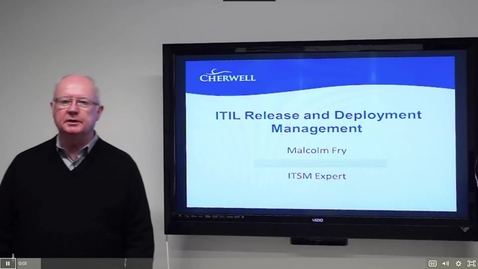 Thumbnail for entry 2 ITIL Release and Deployment Management