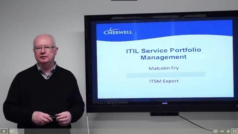 Thumbnail for entry 8 ITIL Service Portfolio Management