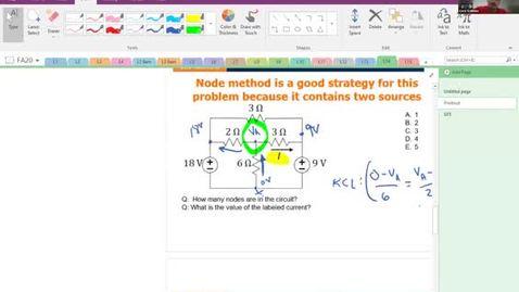 Thumbnail for entry Lecture 15 More Nodes - Schmitz