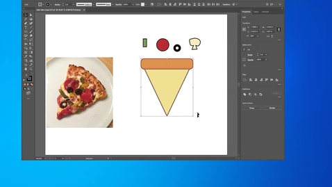 Thumbnail for entry Illustrator Getting Started