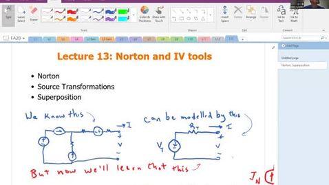 Thumbnail for entry Lecture 13 Norton - Schmitz