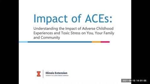 Thumbnail for entry Understanding the Impact of Adverse Childhood Experiences