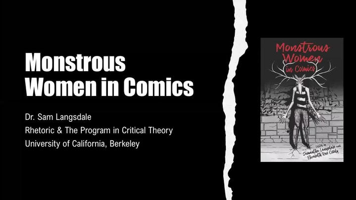 Thumbnail for channel The U-C Comics Colloquium