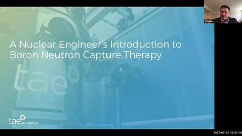 Thumbnail for entry NPRE 596 Seminar in Nuclear Sci & Engrg: Chad Lee