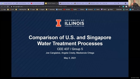 Thumbnail for entry CEE 437 Lecture