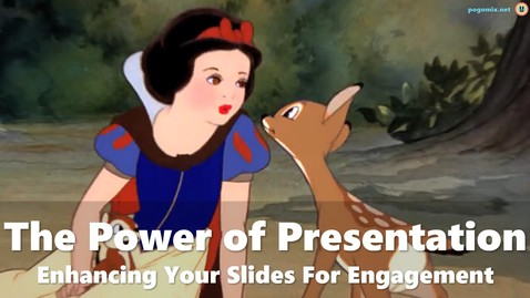 Thumbnail for entry The Power of Presentations: Enhancing your Slides for Teaching and Engagement