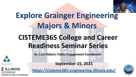 Thumbnail for entry Explore Grainger Majors and Minors