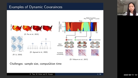 Thumbnail for entry A Nonconvex Framework for Structured Dynamic Covariance Recovery, Katherine Tsai; IDS2 seminar series