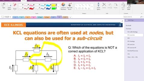 Thumbnail for entry Lecture 6 Kirchhoff - Schmitz