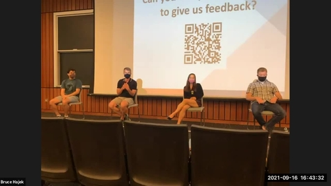 Thumbnail for entry Colloquium: Graduate Student Well-being Informational Seminar