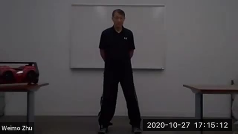 Thumbnail for entry Fall 2020: Qigong Class Series: October 27, 2020