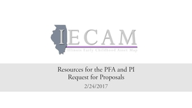 Thumbnail for entry Webinar Resources for PFA and PI Request for Proposals