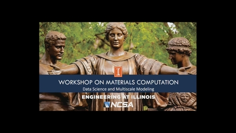 Thumbnail for entry Harley Johnson, Univ. Illinois, Urbana-Champaign