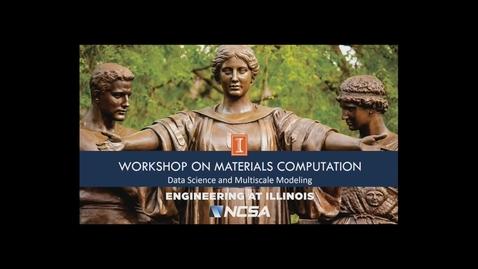 Thumbnail for entry Harley Johnson, Univ. Illinois, Urbana-Champaign