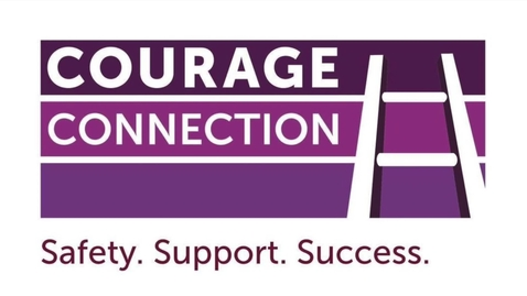 Thumbnail for entry Courage Connection