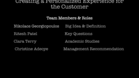 Thumbnail for entry Omnichannel Marketing Creating a Personalized Experience for the Customer V2