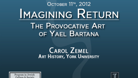 Thumbnail for entry Imagining Return: The Provocative Art of Yael Bartana