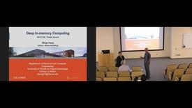 Thumbnail for entry 2018 CSL PhD Thesis Award Presentation: Mingu Kang