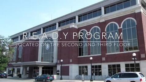 Thumbnail for entry READY Program