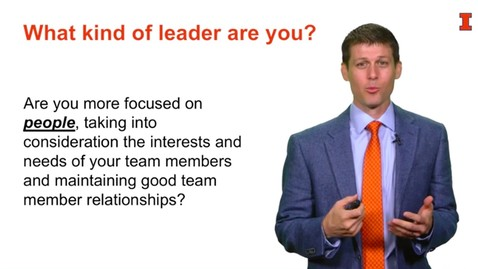 Thumbnail for entry Team Leadership The Managerial Grid