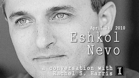 Thumbnail for entry Eshkol Nevo: A Conversation with Rachel S. Harris