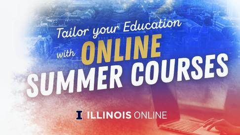 Summer Session | Online Classes | University of Illinois
