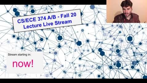 Thumbnail for entry ECE/CS 374 AL1/BL1 - Lecture 3 - DFAs