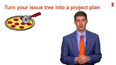 Thumbnail for entry Turning Your Issue Tree into an Action Plan