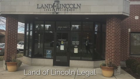 Thumbnail for entry Land of Lincoln Legal Asssistance