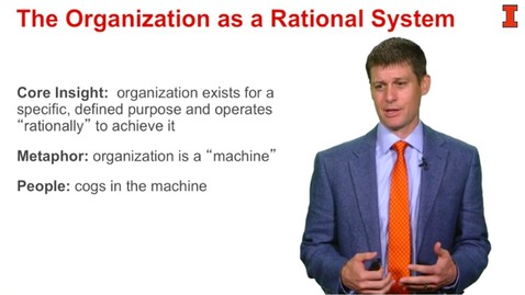Thumbnail for entry Understanding Organizations