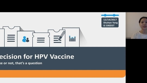 Decision for HPV Vaccine