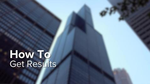 Thumbnail for entry Action Learning - Leadership- How to Get Results