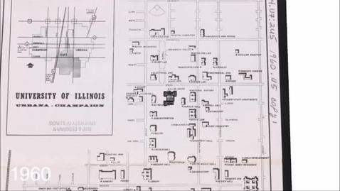 Thumbnail for entry Illini Union 1960, 3D model - University Sesquicentennial Celebration