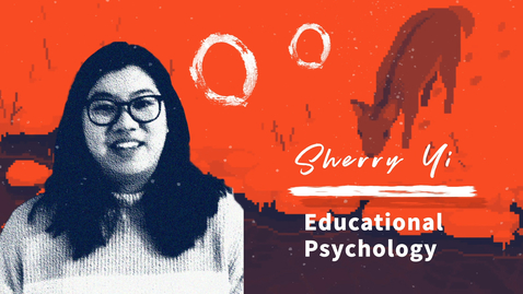 Thumbnail for entry Research Live 2021! 1st Place Winner - Sherry Yi: Using Videogames to Spark Interest for Learning