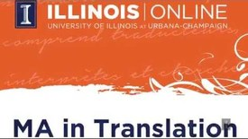 Thumbnail for entry Translation & Interpreting Online MA Program