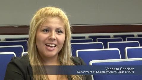 Thumbnail for entry Vanessa Sanchez