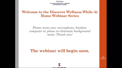 Thumbnail for entry How high do you bounce? Building Resiliency - Discover Wellness