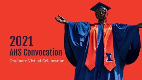 Thumbnail for entry AHS Graduate Video 2021 043021