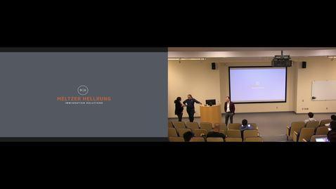 Thumbnail for entry International Students, Visas, &  Starting a Company